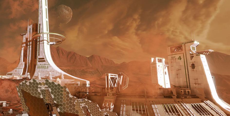 Фильмы, сериалы, игры про Марс   Канобу - Изображение 11
