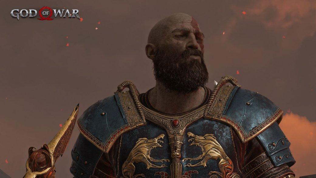 Лучшие (и просто смешные) скриншоты God of War при помощи нового фотомода. - Изображение 11