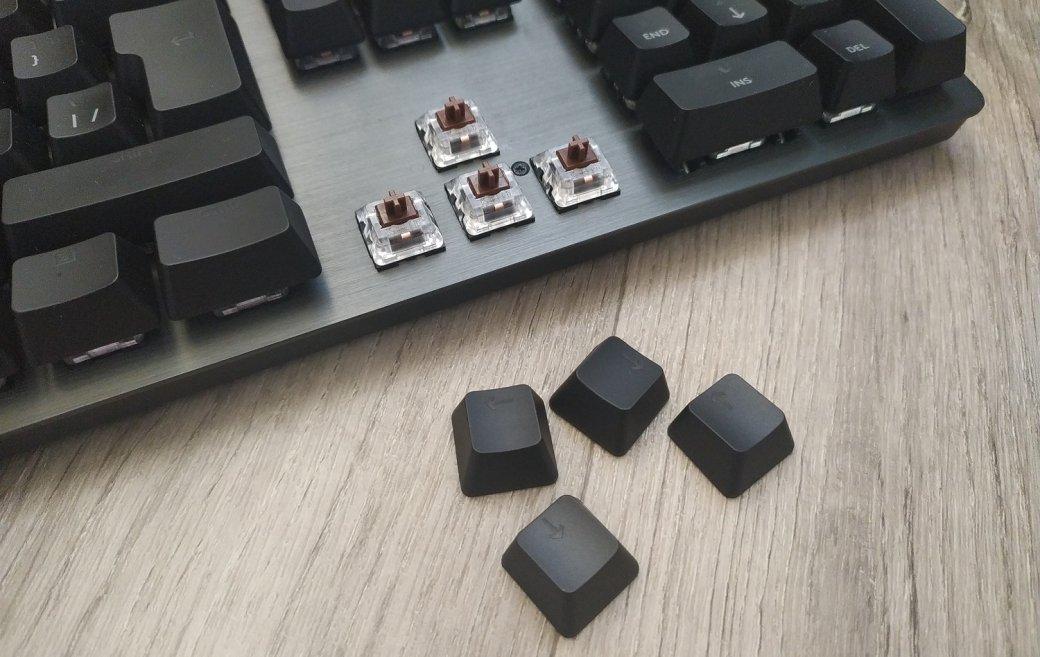 Обзор клавиатуры Logitech G512 Carbon— алюминиевый RGB-стиляга для геймеров | Канобу - Изображение 11544