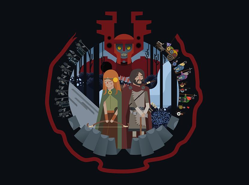 Рецензия на The Banner Saga 2   Канобу - Изображение 2663
