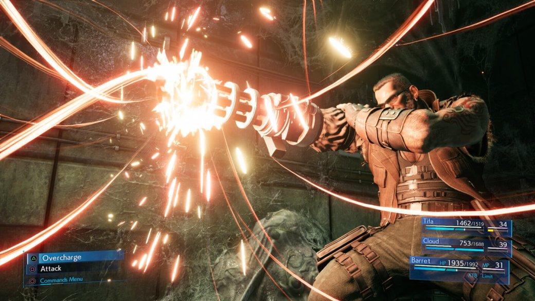 Final Fantasy VII Remake— стоитли играть, если незнаком соригиналом идругими JRPG? | Канобу - Изображение 2366