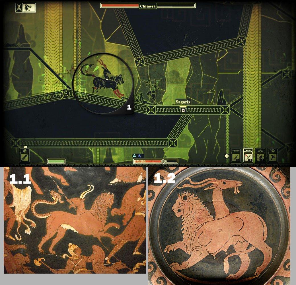 Как создавался визуальный стиль Apotheon | Канобу - Изображение 1242