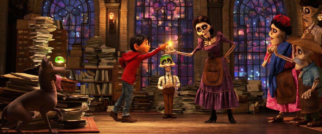 Рецензия на«Тайну Коко» Pixar. - Изображение 2