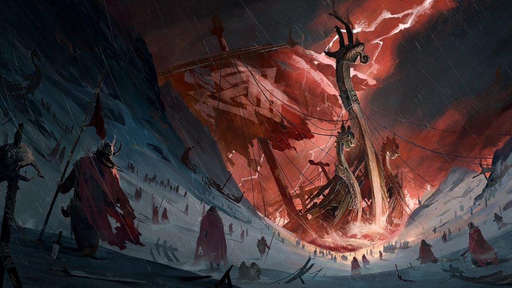 ВThe Division 2 нашли намек нановую Assassin's Creed. Точите топоры изаучивайте молитвы Одину | Канобу - Изображение 0