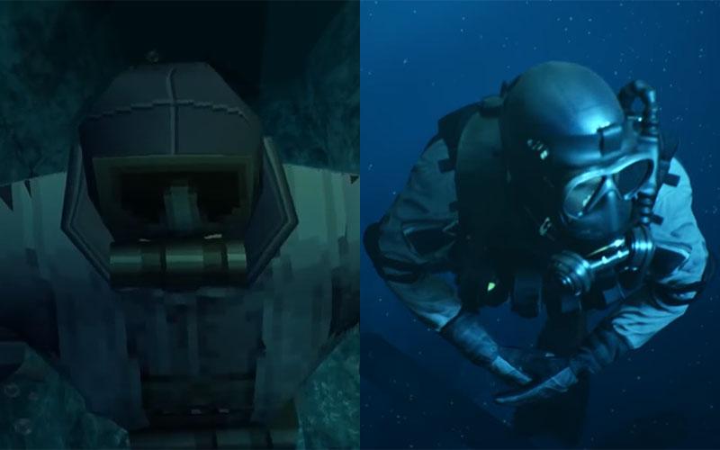 Посмотрите обновленное интро Metal Gear Solid 1998 года с современной графикой и звуком!. - Изображение 1