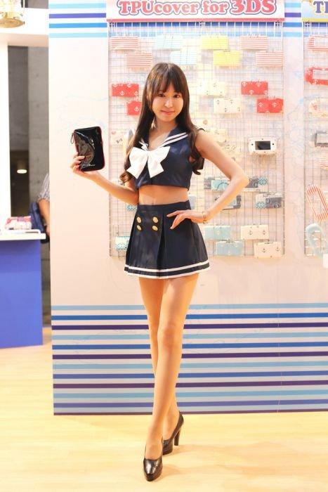Девушки с Asia Game Show 2012   Канобу - Изображение 26