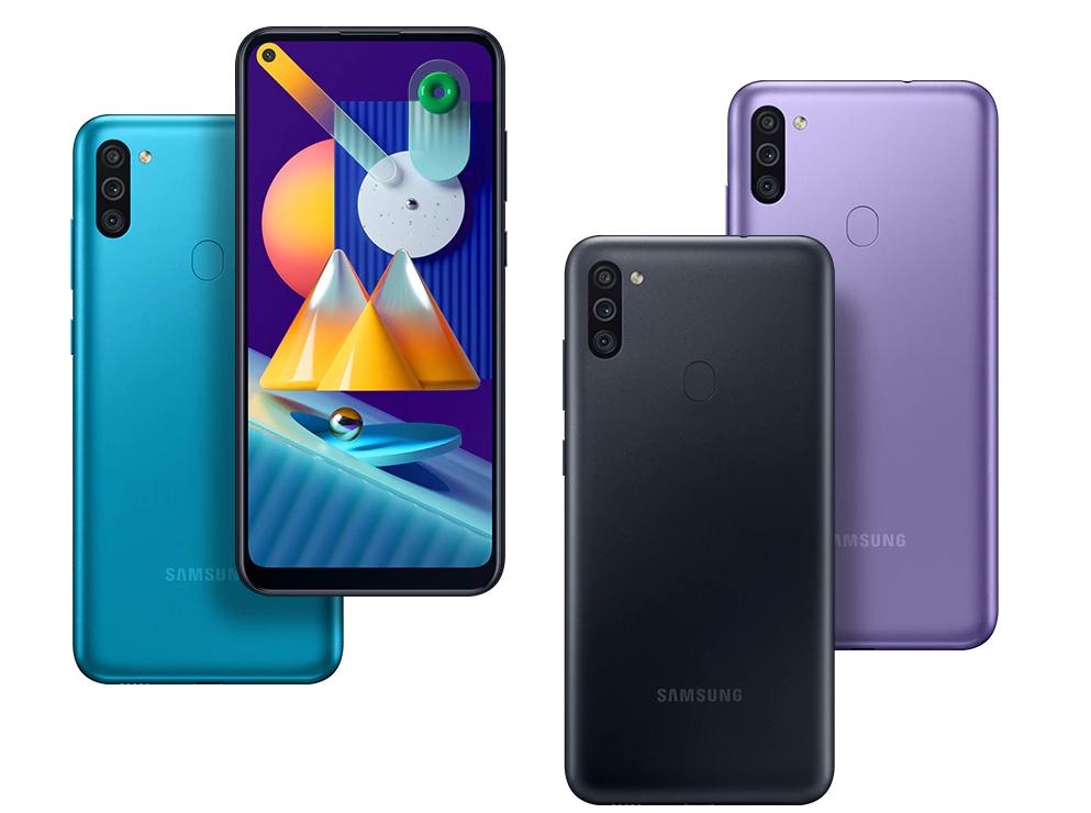 ВРоссию приехали бюджетные смартфоны Samsung Galaxy M21 иGalaxy M11. Оба сNFC | Канобу - Изображение 2936