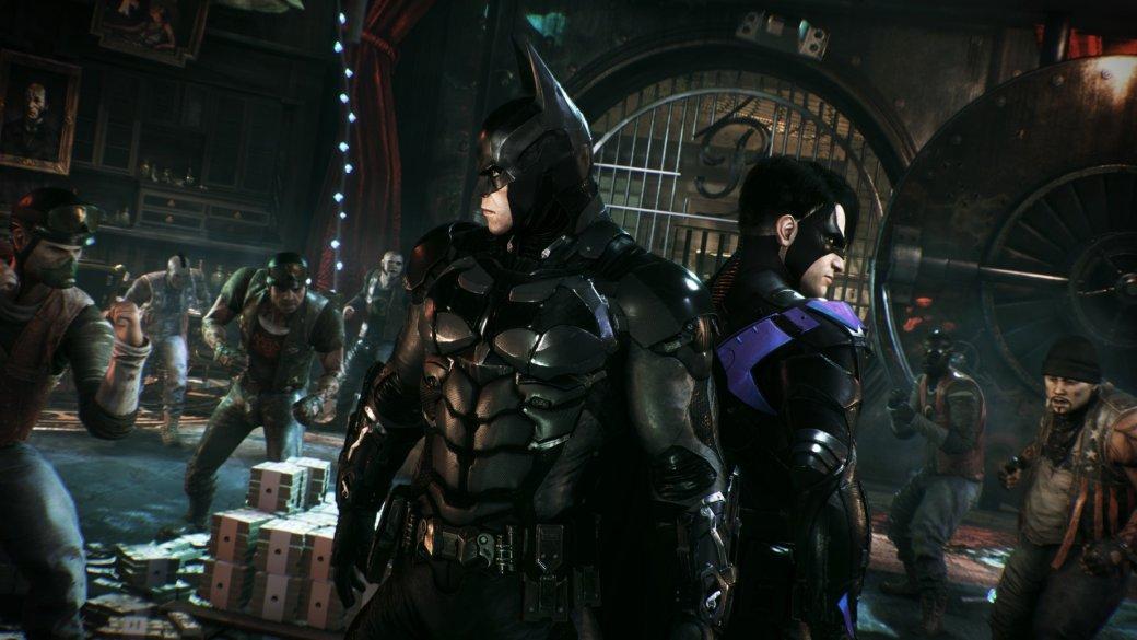 Слух: создатели Batman: Arkham Knight работают над next-gen игрой про Лигу справедливости | Канобу - Изображение 1