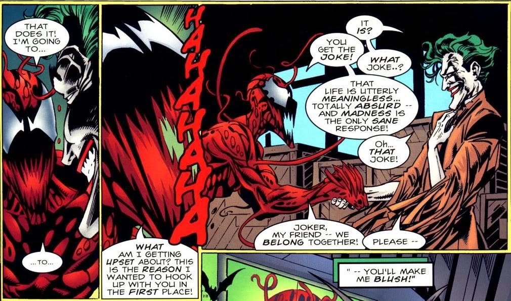 История Карнажа— самого безумного врага Человека-паука | Канобу - Изображение 4