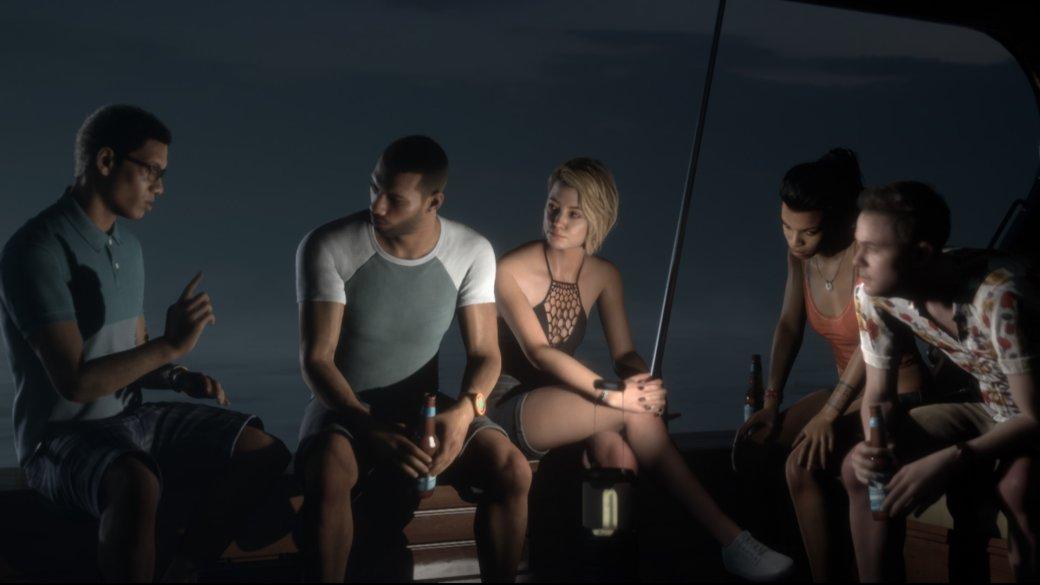 2 часа сMan ofMedan— интерактивное кино про корабль-призрак отавторов Until Dawn